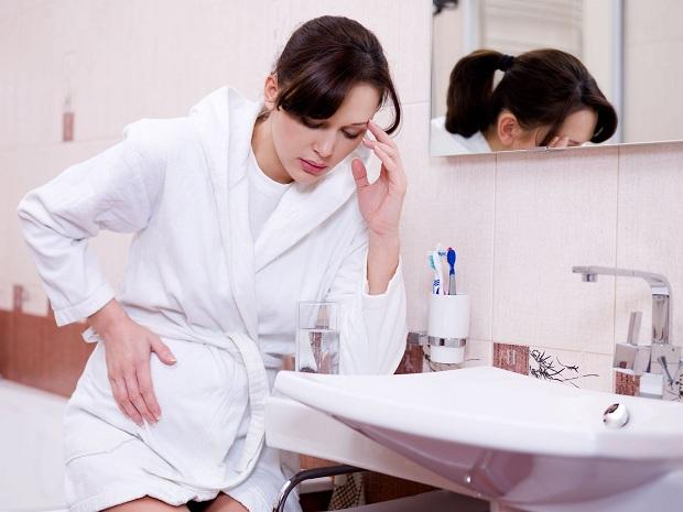 кровь при дефекации во время беременности