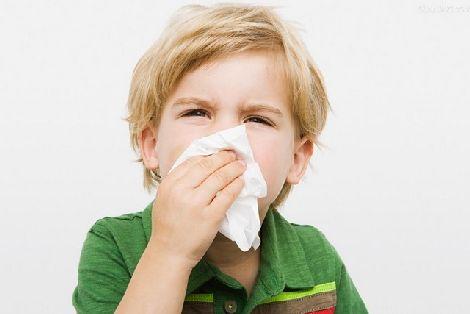 из-за чего возникает носовое кровотечение у детей