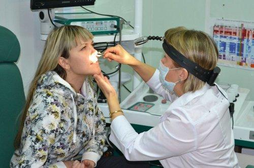 лечение крови из носа
