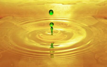 желто зеленый пигмент