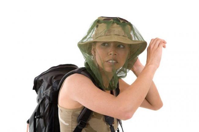 спасаемся от комаров