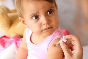 Вакцинация детей от коклюша
