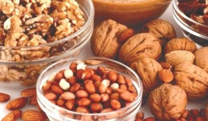 Орехи - полезный продукт для крови