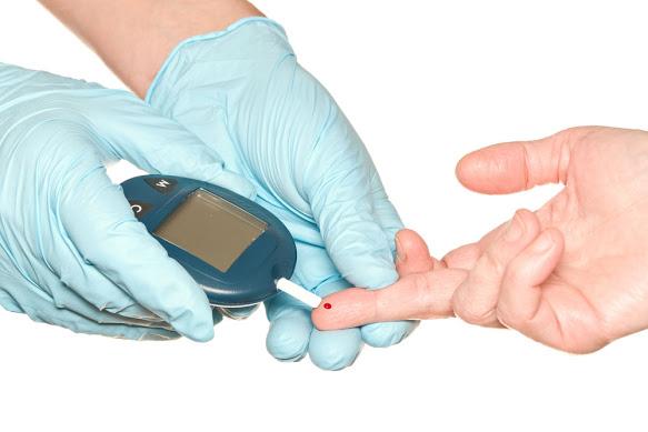 Проверка уровня сахара в крови