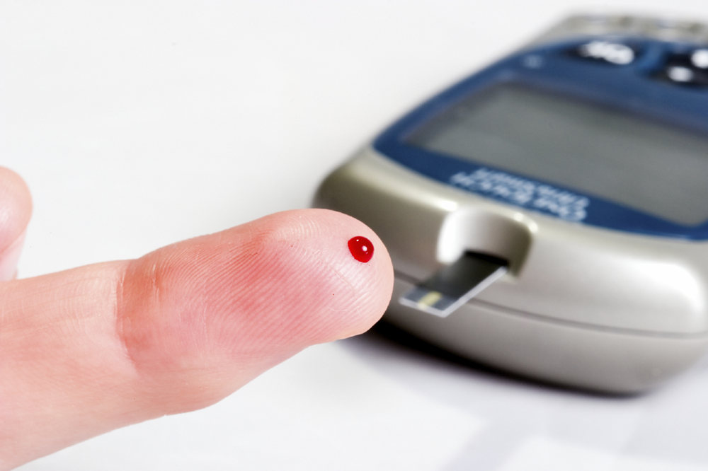 Проверка крови на содержание сахара