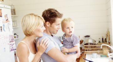Связь ребенка и родителей по группе крови