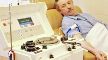 Плазмаферез — очистка крови