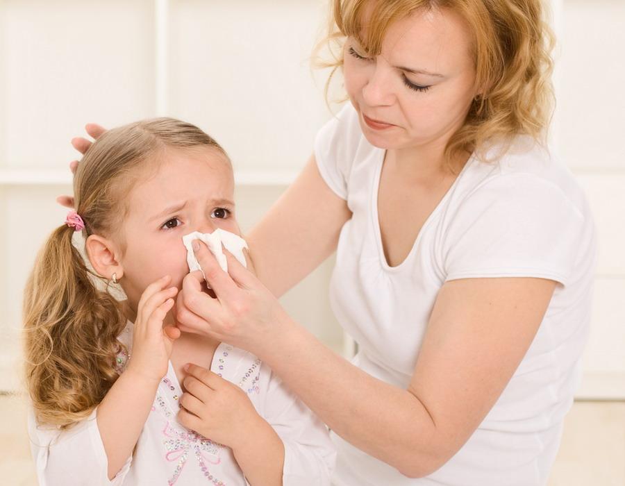 Причины и методы предотвращения детского кровотечения из носа