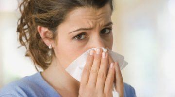 Почему у взрослых идёт кровь из носа