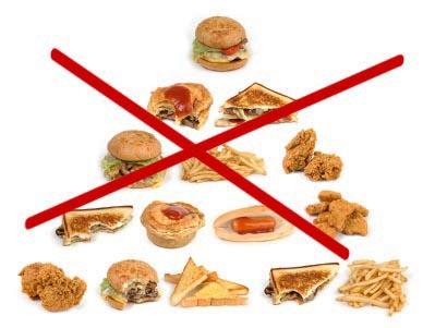 Запрещённые продукты при повышенном холестерине в крови