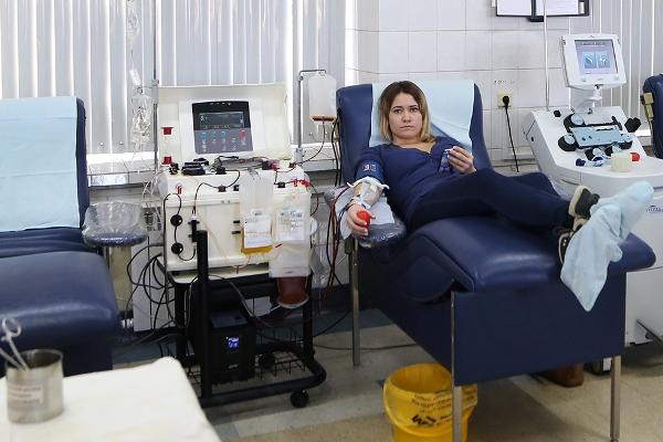 Сдача анлиза крови