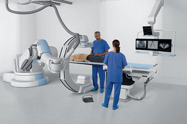 Диагнсотика на МРТ