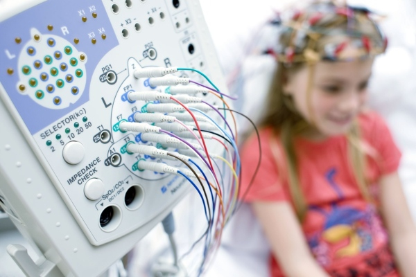 Реоэнцефалография у ребенка